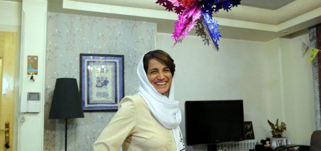 Iranska advokatica za ljudska prava Sotoudeh dobila alternativnu Nobelovu nagradu: Glas nijemih