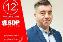 Almir Šoše: Nećemo dopustiti arhitektonsko uništenje Mostara