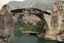 Na današnji dan prije 27 godina srušen je Stari most
