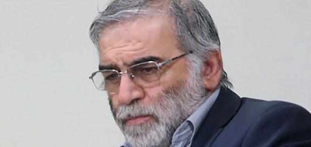 Sumnja da je iranski nuklearni naučnik ubijen iz mitraljeza na daljinsko upravljanje
