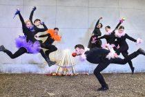 IGRAČI BALKAN DANCE PROJECTA U FILMU KRCKO ORAŠČIĆ