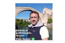 Elvis Redžić: Sprema se neviđena pljačka izborne volje građana Mostara