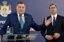 Dodikove prijetnje Banjalučanima samo kopija Vučićevog ponašanja u Srbiji