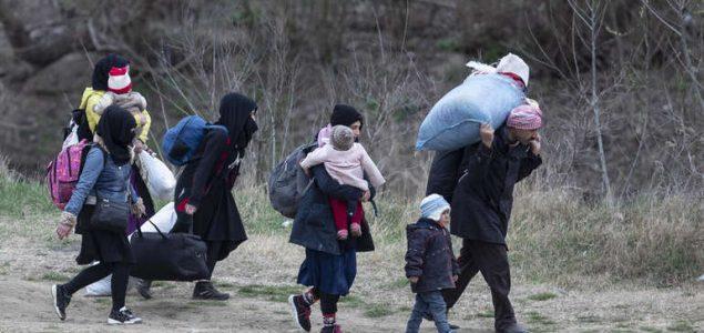 EU odbija učešće na sirijskoj konferenciji o izbjeglicama