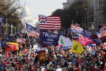 Veliki sukob Trumpovih pristalica i Antife na ulicama Washingtona