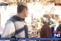 Snažan zemljotres pogodio Hrvatsku: U Petrinji, mjestu epicentra potresa u Hrvatskoj poginula djevojčica