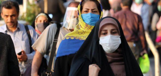 SAD Iranu odobrio transfer novca za vakcine