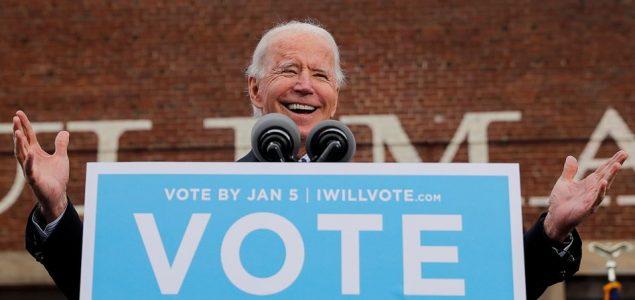 """Biden opet vodi izbornu kampanju: """"Vrijeme je da nam vratimo našu demokratiju"""""""