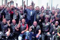 Odgovor na pitanje ikone: Veze Milorada Dodika sa ruskom organizacijom Noćni vukovi