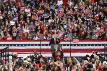 Trumpov nastup u Džordžiji: On govori o izbornoj krađi – i poziva na izbore
