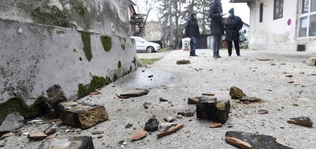 Novi potresi zatresli Hrvatsku, jedan je bio 4.8 Richtera