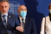 """""""Bura u čaši vode"""" među političkim autsajderima"""