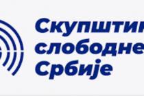 Skupština slobodne Srbije: Podrška žrtvama seksualnog nasilja