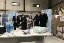 Solidarnost u doba korona krize: Još 50 ventilatora i 10.000 puls-oksimetara za zdravstvene ustanove širom Bosne i Hercegovine
