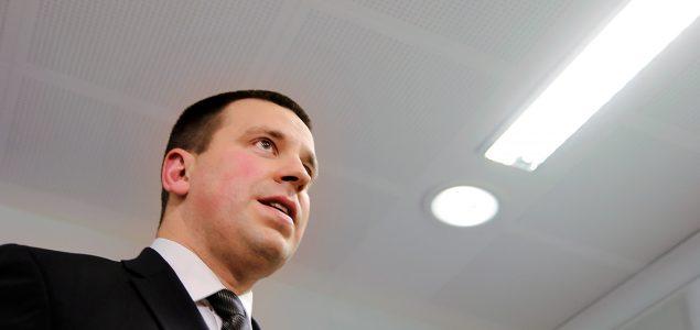 Estonski premijer podneo ostavku zbog istrage o korupciji