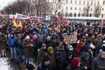U Beču masovni protesti zbog najavljenog produžetka epidemioloških mjera