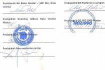 Mostarska opozicija pisala međunarodnoj zajednici: Tražimo ponovno brojanje svih glasova