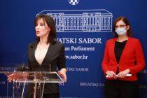 """Ženski klub najavio osnivanje saborske skupine: """"Pozivamo sve zastupnice u inicijativu za jačanje zaštite žrtava seksualnog nasilja"""""""
