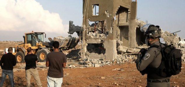 UN i Evropa pozivaju Izrael da prekine uništavanje beduinskih naselja