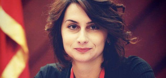 Sanja Orlandić: Nećemo dati nikome demokratsku i antifašističku Crnu Goru