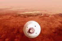 NASA-in rover priprema se za slijetanje na Mars