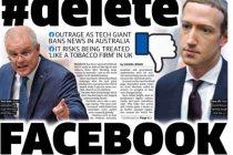 Facebook ukida zabranu objave vijesti u Australiji