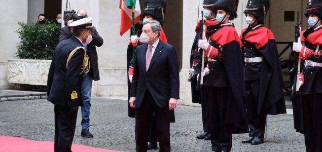 Zadaci i izazovi Maria Draghija na čelu italijanske vlade