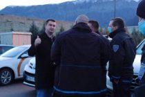 Održana dvosatna blokada deponije Uborak
