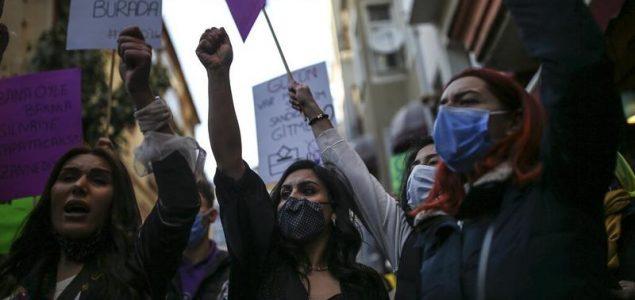 Turska istupila iz sporazuma o zaštiti žena od nasilja