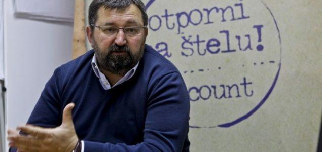Eldin Karić: Na režimske medije godišnje se potroši 60 miliona KM budžetskog novca