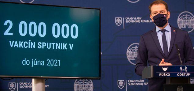 Ako Matovič više ne treba Slovačkoj, možemo li ga mi dobiti? A u Slovačku izvesti naše antivaksere sa vlasti