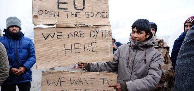 UN traži istragu o nasilju nad migrantima na granici između BiH i Hrvatske