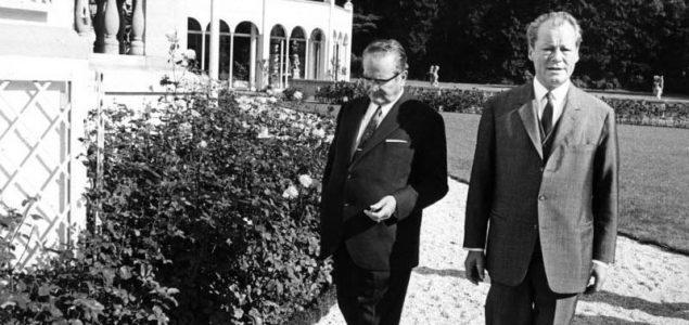 Zašto Tito nije kao Willy Brandt