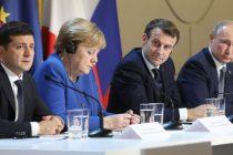 Ukrajina se konsultuje sa Francuskom i Njemačkom zbog ruskih trupa na granici