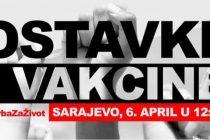 """""""Sarajevo je u stanju izboriti se! Ovo je borba za život! Pridružite se"""""""