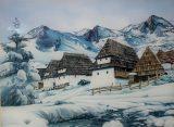 Bosanske zime, veziri i njihovi ljudi