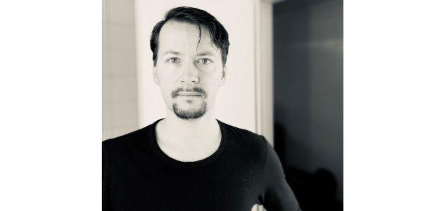 Milan Tomašik u Institutu za umetničku igru