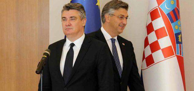 Plenković i Milanović se svađaju, a državni poslovi trpe