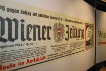 """Wiener Zeitung"" se bori da preživi"