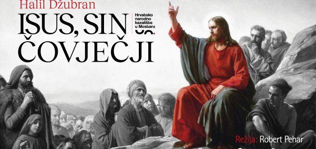 """Predstava """"Isus, Sin Čovječji"""" premijerno se izvodi ove subote"""