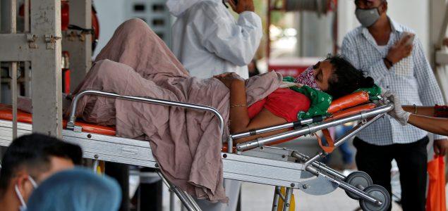 U Indiji više od 20 miliona zaraženih COVID-om