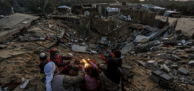 UN: Izraelsko prisilno iseljavanje palestinskih porodica može predstavljati ratni zločin