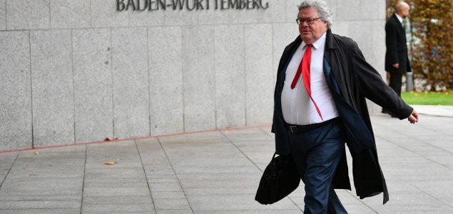 """Reinhard Bütikofer: """"Ambasadoru Sattleru se ne smije dopustiti da odstupi od linije EU ni za centimetar"""""""