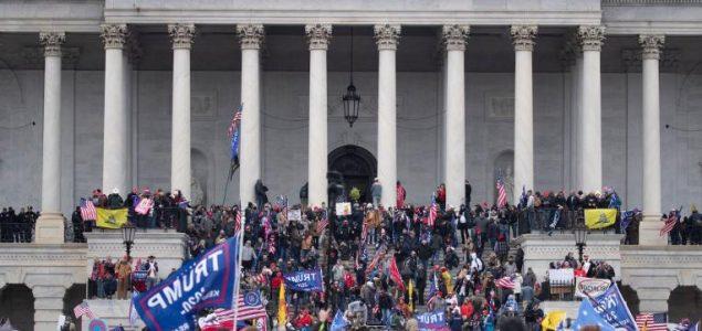 SAD: Republikanci spriječili osnivanje komisije za napad na Capitol
