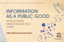 Svjetski dan slobode medija: Informacije kao javno dobro