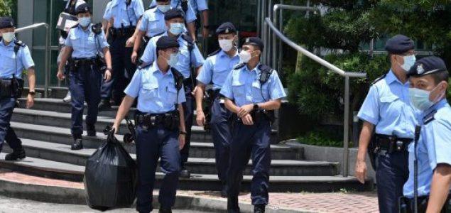 Amnesty International: Zakon o nacionalnoj sigurnosti u Hong Kongu je 'kriza ljudskih prava'