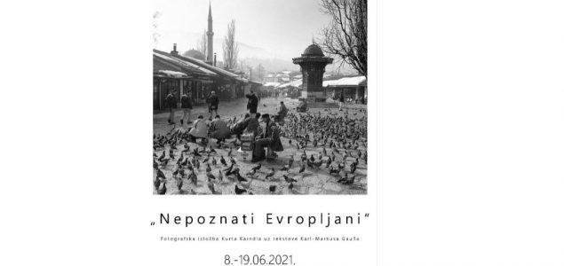 """Izložba fotografija """"Nepoznati Evropljani"""" Kurta Kaindla u galeriji Collegium artisticum"""