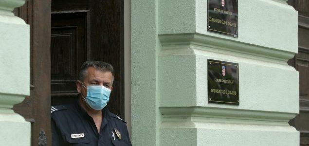 Počela akcija uhićenja sudaca u Osijeku koje je za korupciju optužio Mamić