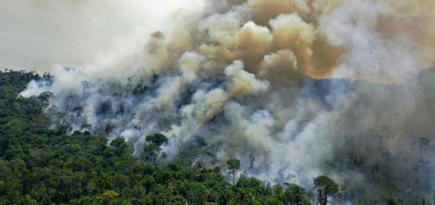 Amazonska prašuma sada emitira više CO2 nego što apsorbira