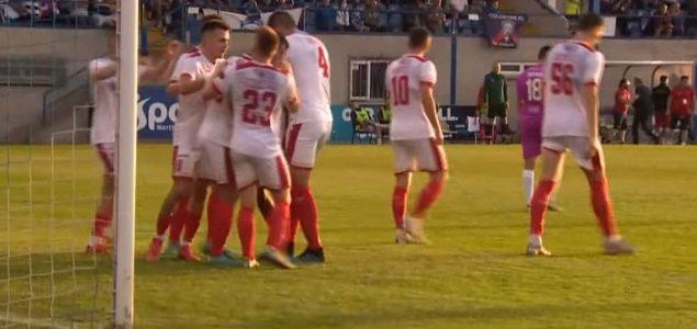 Velež nakon sinoćnje pobjede zakazao duel s AEK-om u 2. pretkolu